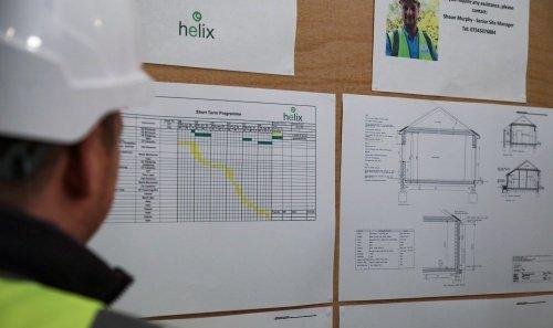 quantity surveying - Helix