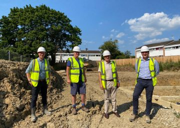 Helix Group project in Garsington