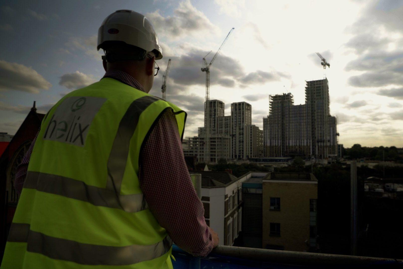 Helix - Chartered Builder