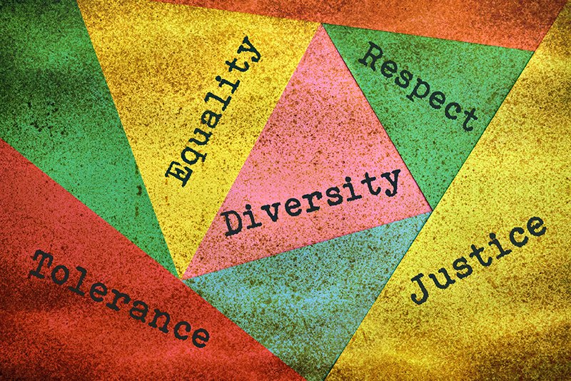 Helix - focus on equality and diversity