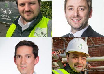 Helix - New Starters